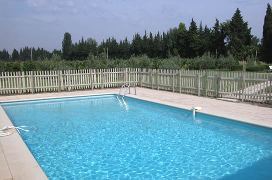 La piscine des gites for Alarme piscine portable